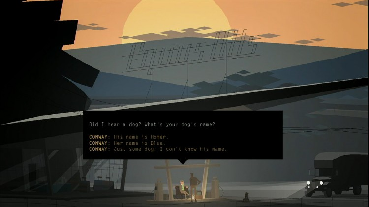 Kentucky Route Zero. (Foto: Cardboard Computers)