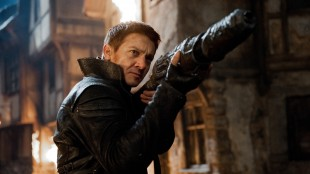 Jeremy Renner i Hansel and Gretel: Witch Hunters (Foto: SF Norge AS).