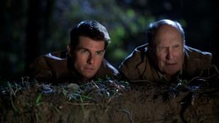 Tom Cruise og Robert Duvall gjenforenes i Jack Reacher, 23 år etter Days Of Thunder (Foto: United International Pictures).