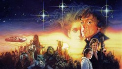Sjå Star Wars-plakatteiknarens klassiske meisterverk