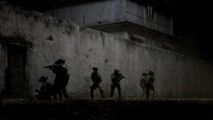 Navy SEALs jager Bin Laden i Zero Dark Thirty (Foto: United International Pictures).
