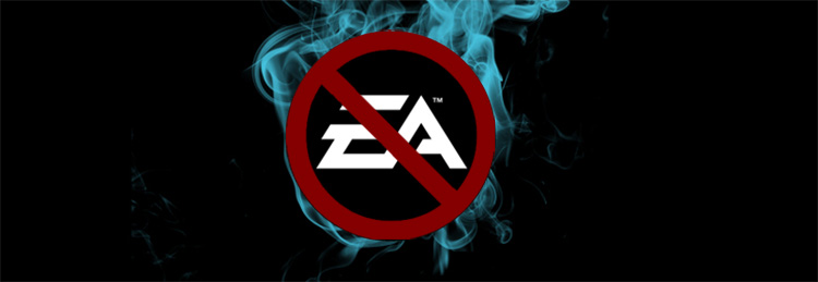 No EA. (Foto: EA / Montasje: NRK)