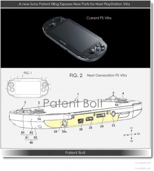 Ny Playstation Vita-pantent registrert hos amerikanske patentmyndigheter i januar. (Foto: VGleaks.com)
