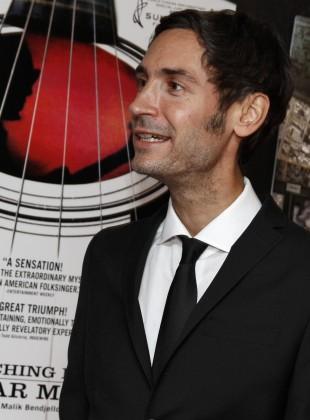 Malik Bendjelloul (35), regissør av  dokumentarfilmen «Searching for Sugar Man».