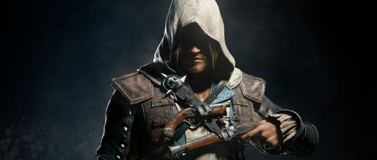 Første kikk på «Assassin's Creed IV: Black Flag»