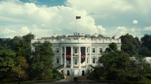 Det Hvite Hus er under angrep i G.I. Joe: Retaliation (Foto: United International Pictures).