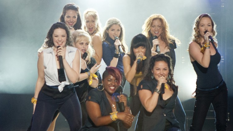 A cappella med ironisk distanse i Pitch Perfect (Foto: United International Pictures).