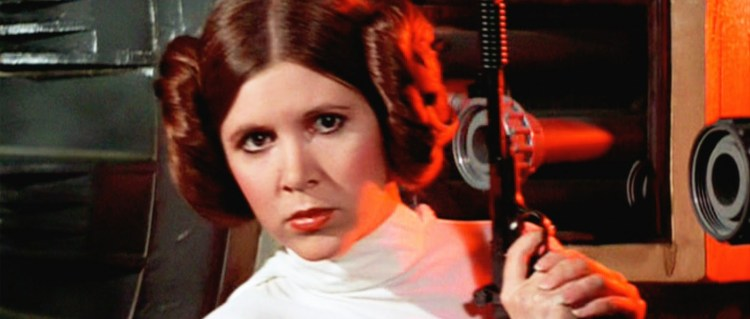 Carrie Fisher bekrefter retur til Star Wars