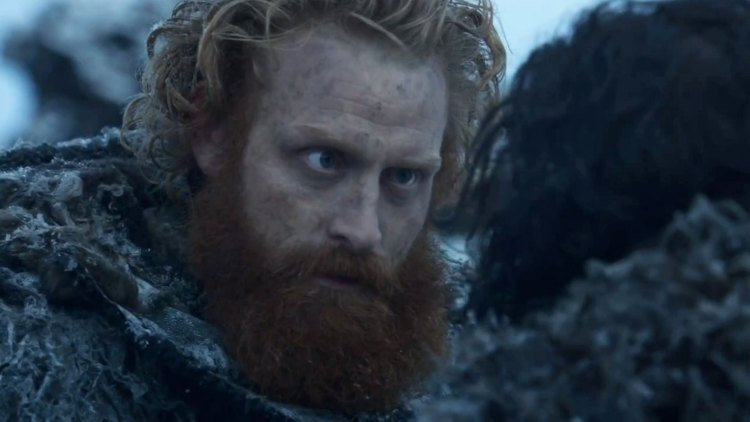 Kristofer Hivju er som født for rollen som Giantsbane i Game of Thrones. (Foto: HBO).