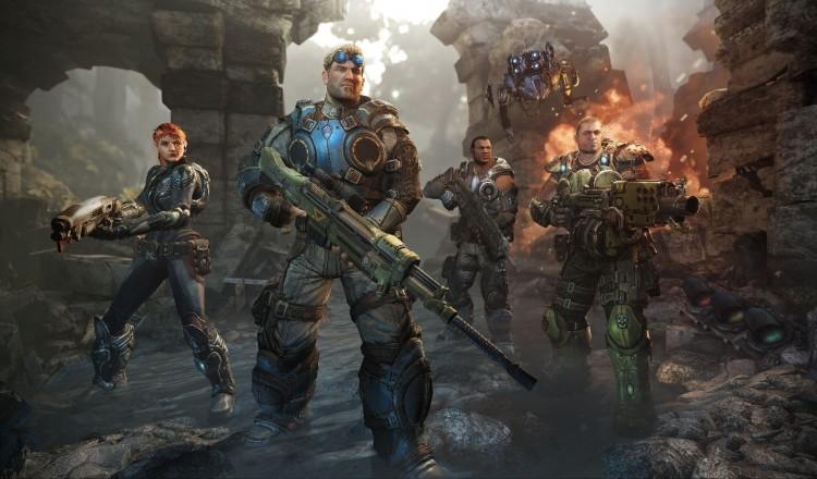 Gears of War: Judgment. (Foto: Microsoft)