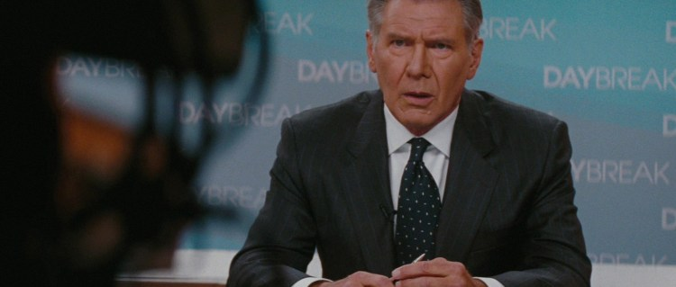 Harrison Ford speler i «Anchorman 2»