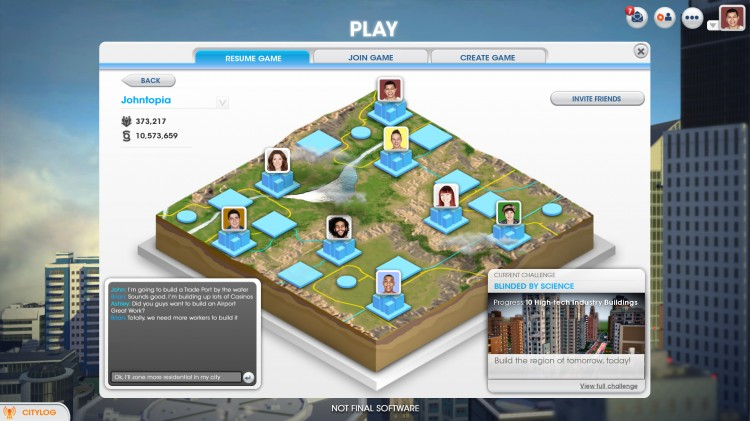 SimCity. (Foto: EA)