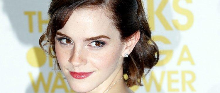Ingen glassko på Emma Watson