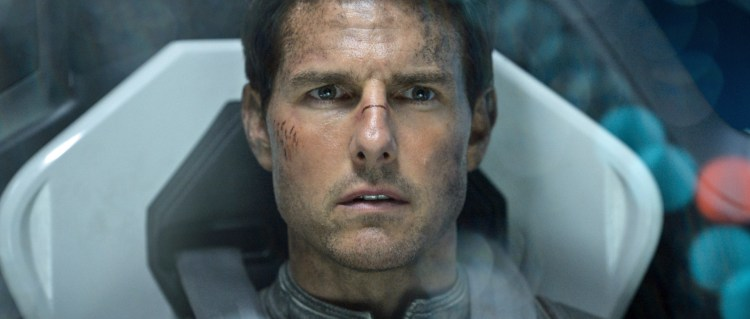 Mer sci-fi for Tom Cruise