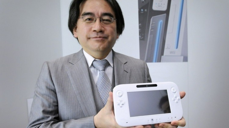 Saturo Iwata. (Foto: Nintendo)