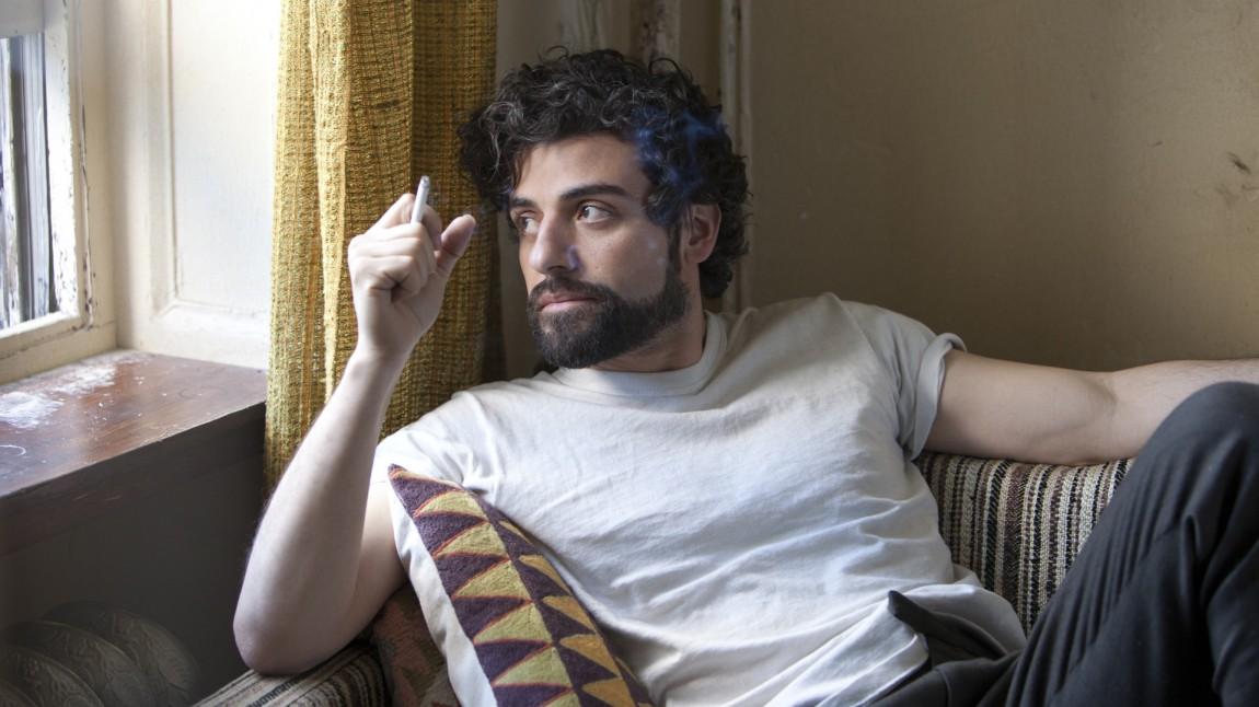 Oscar Isaac imponerer i «Inside Llewyn Davis». (Foto: Norsk Filmdistribusjon)
