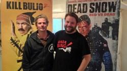 Død snø-zombier fenger Cannes