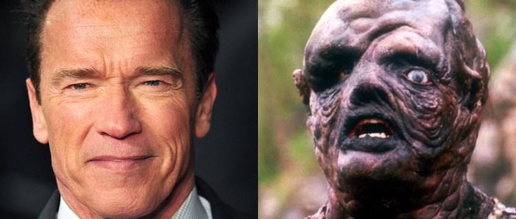 Schwarzenegger lukter på uvanlig superhelt