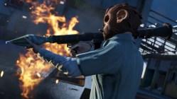 «GTA V»: Apemasker, dykkerferie og eit saumlaust trekløver