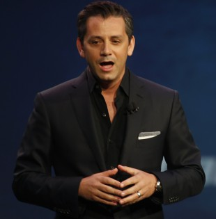 Eric Hirshberg presenterte Call of Duty: Ghosts på #XboxReveal. (Foto: REUTERS/Nick Adams)