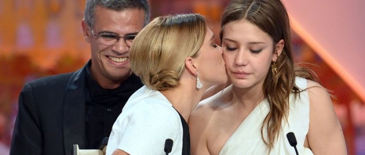 Årets Gullpalme til lesbisk drama
