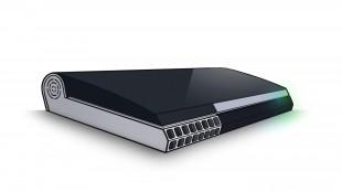 Ein veldig lite offisiell Playstation 4. (Foto: reddit-brukaren Albino-Zebra)