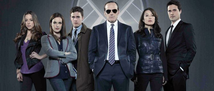 Se traileren for «Agents of S.H.I.E.L.D.»