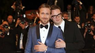Ryan Gosling og Nicolas Winding Refn gjorde suksess i Cannes med Drive i 2011 (Foto: AP Photo/Joel Ryan).
