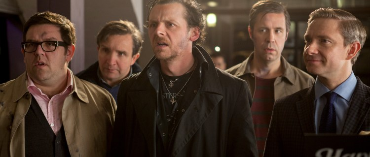 «The World's End» på norske kinoar likevel