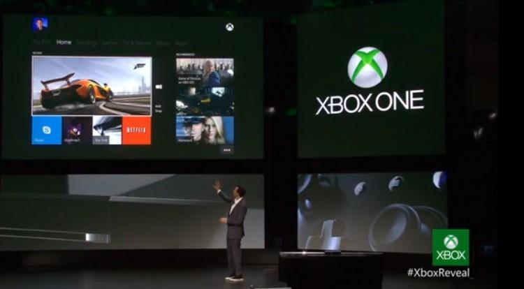 Slik skjer hovedskjermen til den nye konsollen ut. (Foto: Microsoft / Reuters / Nick Adams)