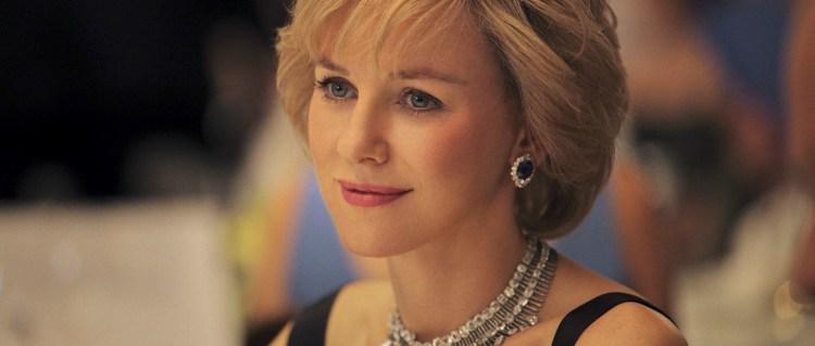 Se de første klippene fra filmen om Prinsesse Diana