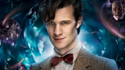 Matt Smith slutter i «Doctor Who»