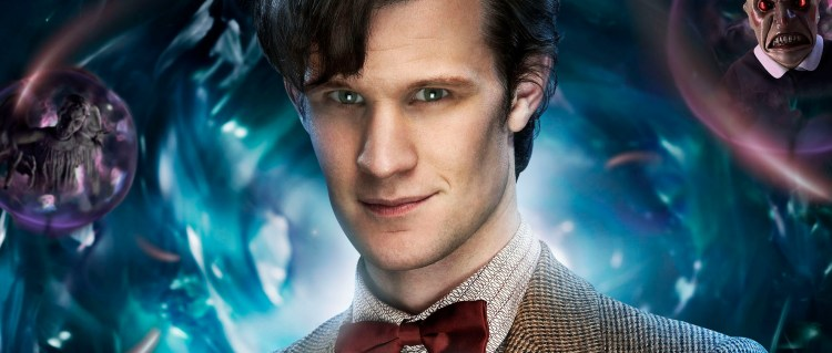 Matt Smith slutter i «Doctor Who»