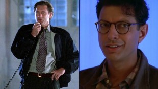 Bill Pullman og Jeff Goldblum i «Independence Day». (Foto: SF Norge)