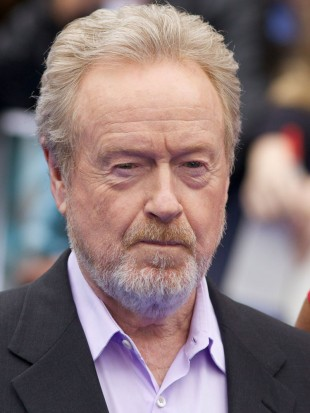 Ridley Scott på premieren for Prometheus i London i 2011. (Foto: AFP PHOTO / ANDREW COWIE, NTB Scanpix).