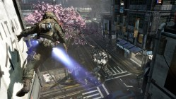 E3 2013: Microsoft viste storslagen mecha-kamp i «Titanfall»