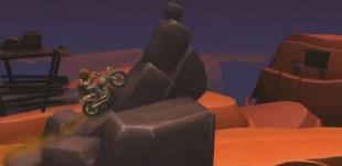 «Trials: Frontiers» kommer til mobile plattformer. (Foto: Ubisoft)