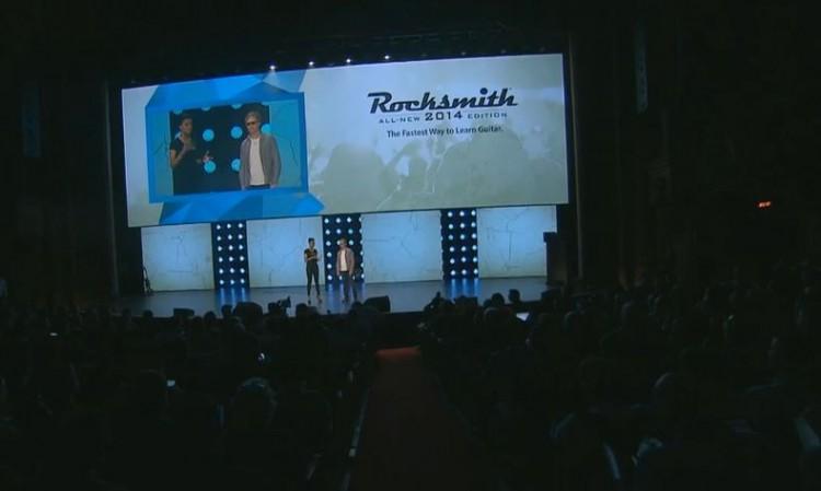 «Rocksmith 2014» lover å lære deg å spille gitar som aldri før. (Foto: Ubisoft)