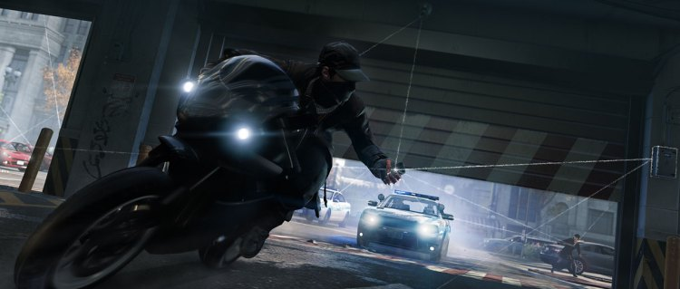 E3 2013: Kan «Watch Dogs» utfordre GTA-spillene?