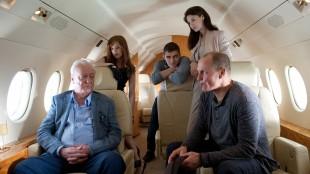 Michael Caine spiller illusjonistenes velgjører i Now You See Me (Foto: Nordisk Film Distribusjon AS).