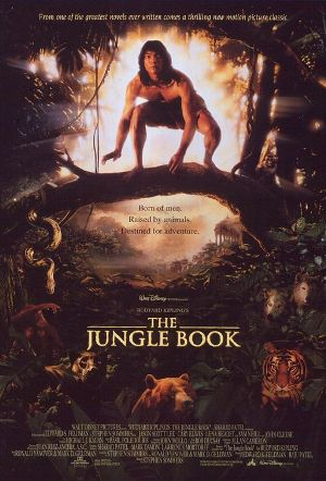 Jungelboken (1994). (Foto: Disney)