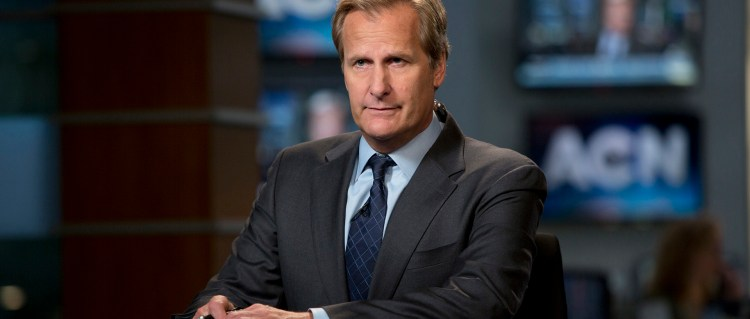 «The Newsroom» fornya for tredje sesong