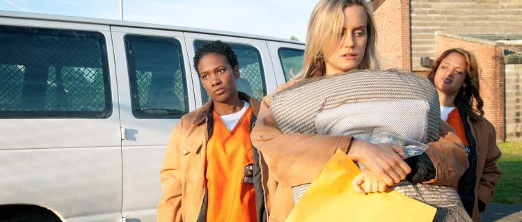 Orange is the new black S01 E01-E06
