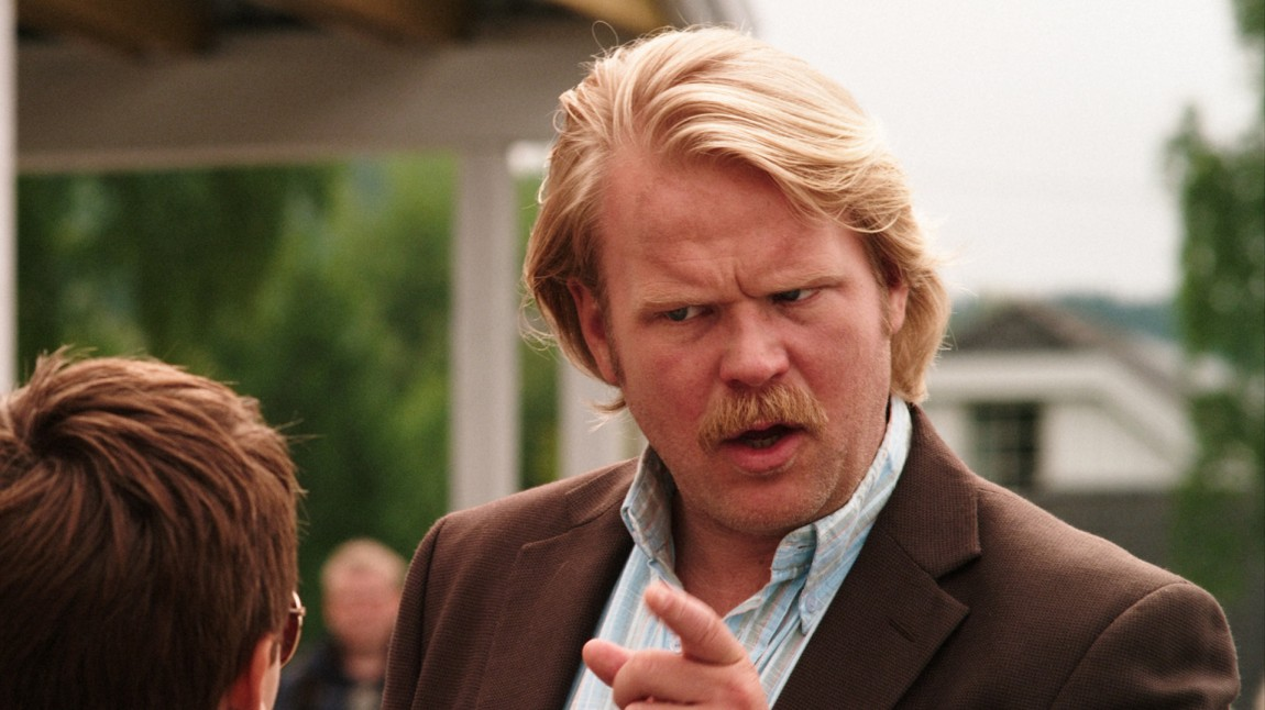 Anders Baasmo Christiansen spiller læreren i De tøffeste gutta (Foto: Filmbin/SF Norge).