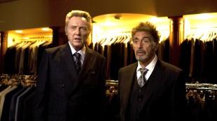 Christopher Walken og Al Pacino looking sharp i Stand Up Guys (Foto: Walt Disney Entertainment).