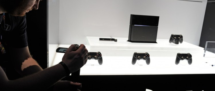 Playstation 4 til Noreg den 29. november