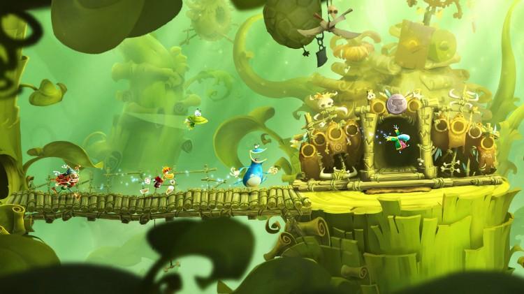 Rayman: Legends. (Foto: Ubisoft).