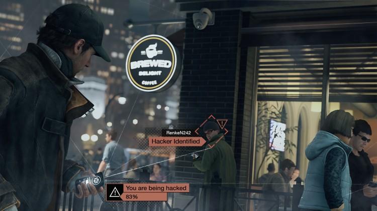 Watch Dogs. (Foto: Ubisoft).