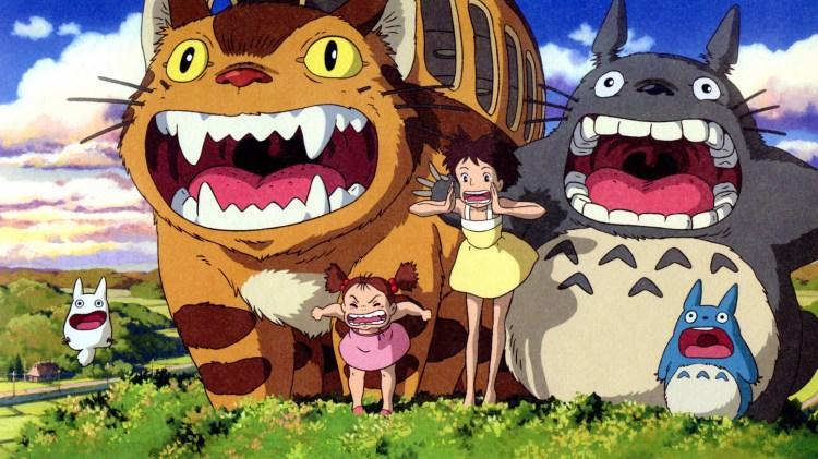 Min nabo Totoro (1988). (Foto: Studio Ghibli)