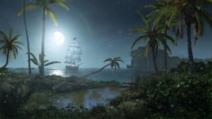 Stemingsfulle omgivelser gir et godt grunnlag for piratopplevelsen i «Assassin's Creed IV: Black Flag». (Foto: Ubisoft)